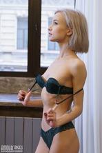 Slim angel posing naked 07