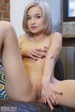Slim angel posing naked 18