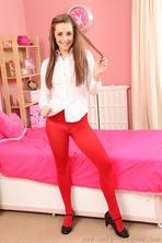 Daisy Watts In The Bedroom 08