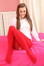 Daisy Watts In The Bedroom 10
