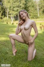 Yoga girl gets full naked 13