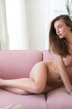 Hot MelonyQ Posing Naked 18