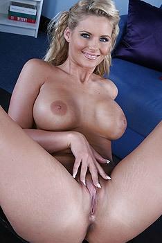 Busty Blonde Phoenix