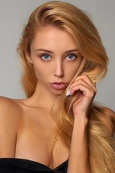 Ksenia Samoilenko Slim Blonde Russian Babe