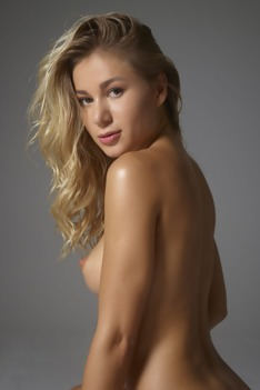 Candice Posing Naked